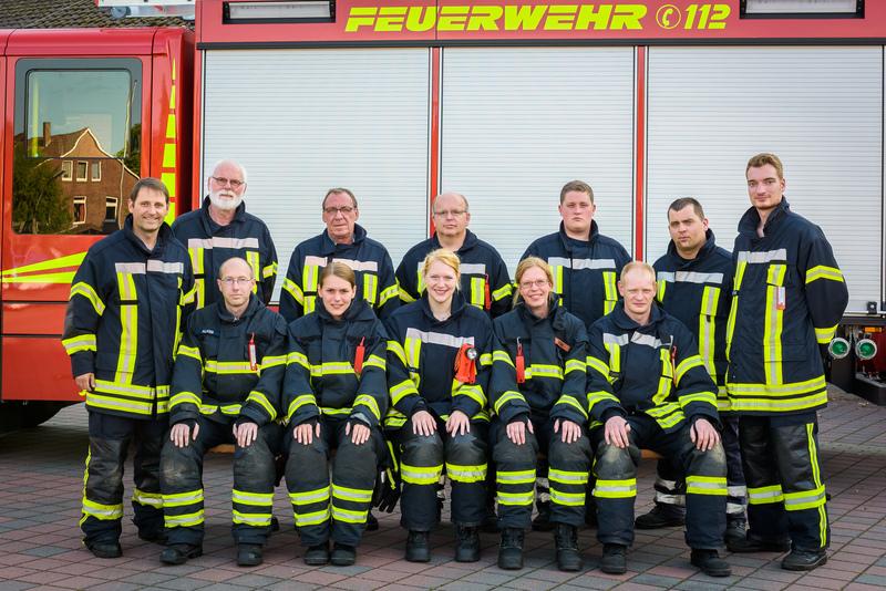 Zug 2 Gruppe 1 (Brandbekämpfung)